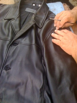Leather Jacket Repair - The Leather Repair Specialist